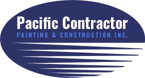 Pacific Painting & Construction - Logo